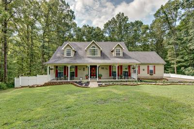 White Bluff Single Family Home Under Contract - Showing: 305 Hill Dr