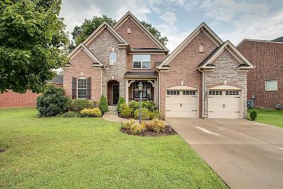 Mount Juliet Single Family Home For Sale: 1312 Avery Park Ln