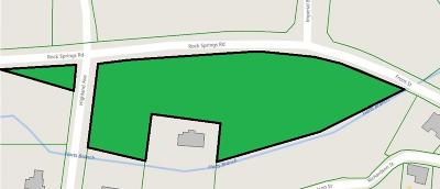 Smyrna Residential Lots & Land For Sale: 389 Rock Springs Rd