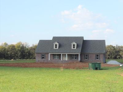 Columbia  Single Family Home For Sale: 3997 Kelley Farris