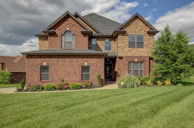 Clarksville Single Family Home For Sale: 1501 Edgewater Ln