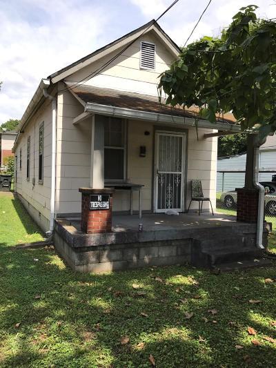 Nashville Single Family Home For Sale: 1604 B 12th Ave N