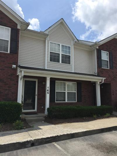 Rutherford County Rental For Rent: 145 Wolverine Court