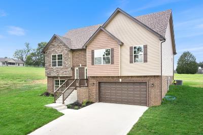 Clarksville Single Family Home For Sale: 127 Robin Lynn Hills