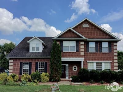 Smyrna Single Family Home For Sale: 2621 Almaville Rd