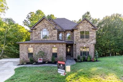 Clarksville Single Family Home For Sale: 107 Villages