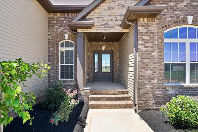 Clarksville Single Family Home For Sale: 113 Merle Ct