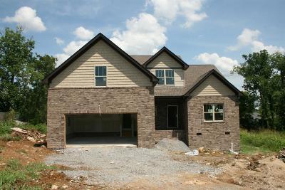 Gallatin Single Family Home For Sale: 1005 Tucker Pl