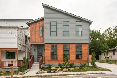 Nashville Single Family Home For Sale: 1003 Southside Ave