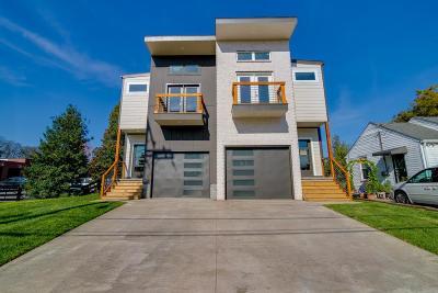 Nashville Single Family Home For Sale: 622 B Southgate Ave