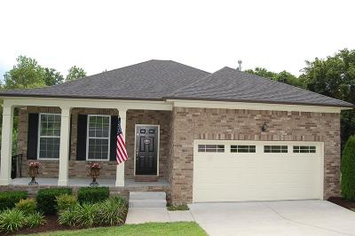 Nolensville Single Family Home Under Contract - Showing: 308 Harkins Ct