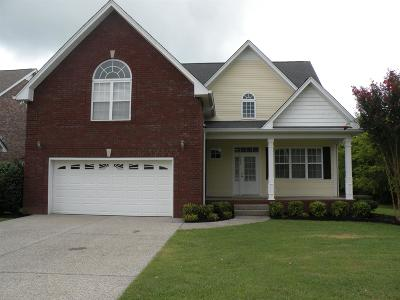 White House Single Family Home For Sale: 102 Chapman Dr