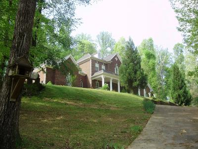 Lawrenceburg Single Family Home For Sale: 296 Raven Bluff Rd