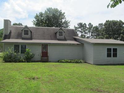 Summertown Single Family Home For Sale: 3562 Summertown Hwy