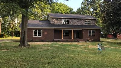 Christian County Single Family Home For Sale: 135 South Sunset