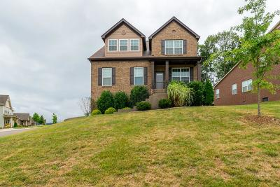 Nolensville Single Family Home For Sale: 5057 Falling Water Rd