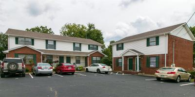 Clarksville Multi Family 5+ For Sale: 815 Golf View Pl