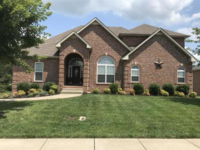 Clarksville Single Family Home For Sale: 1026 Willow Cir
