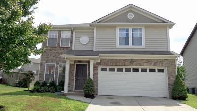 Mount Juliet Single Family Home Under Contract - Showing: 957 Legacy Park Rd