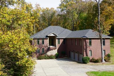 Nashville Single Family Home For Sale: 714 Hillwood Blvd