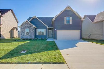 Clarksville Single Family Home For Sale: 136 Crosswinds