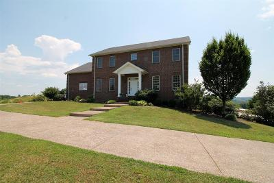 Lebanon Single Family Home For Sale: 1298 Berea Church Rd