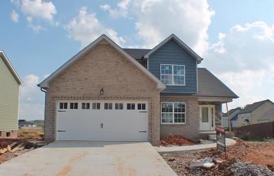 Clarksville Single Family Home For Sale: 707 Crestone Lane