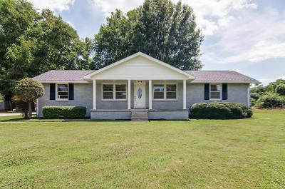 Old Hickory Single Family Home For Sale: 3212 Lakeshore Dr
