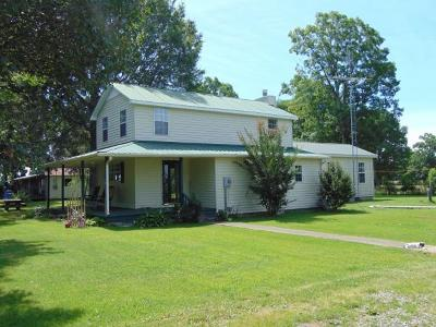 Ethridge Single Family Home For Sale: 1055 Brewer Rd
