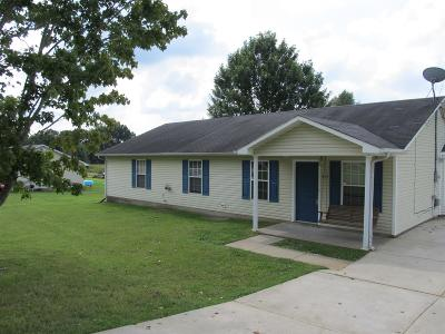 Oak Grove Single Family Home For Sale: 317 Bumpus Mill Rd