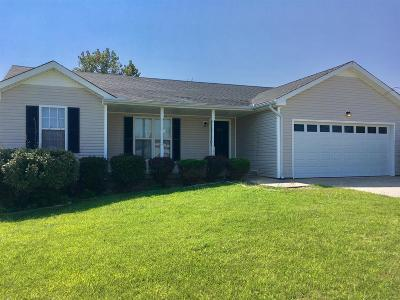 Oak Grove Single Family Home For Sale: 246 Golden Pond