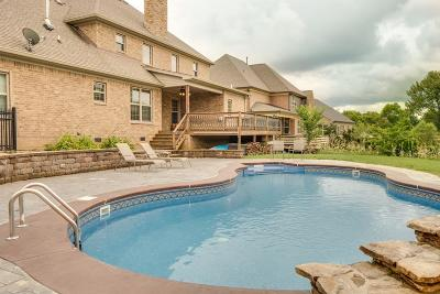 Spring Hill Single Family Home Under Contract - Showing: 4024 Campania Strada