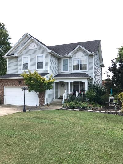 Hendersonville Single Family Home For Sale: 102 Deer Ridge Ln