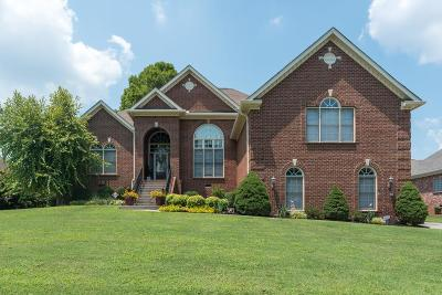 Single Family Home For Sale: 123 Caudill Dr