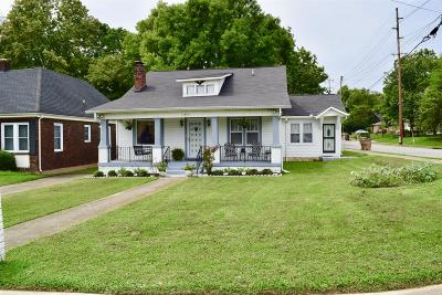 Nashville Single Family Home For Sale: 1801 Beech Ave