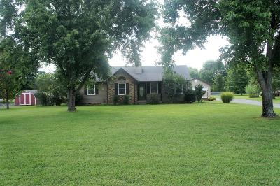 Mount Juliet Single Family Home Under Contract - Showing: 625 Shelley Dr