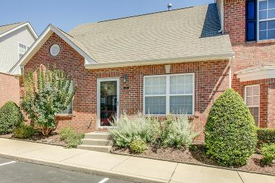 Franklin Condo/Townhouse Under Contract - Showing: 1101 Downs Blvd Apt 256 #256