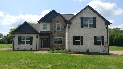 Wilson County Single Family Home For Sale: 2219 Cairo Bend Rd