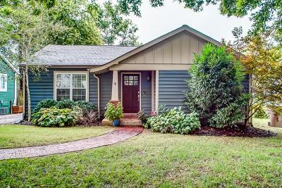 Sylvan Park Single Family Home For Sale: 5107 Idaho Ave