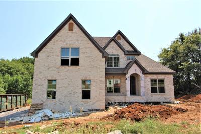 Wilson County Single Family Home For Sale: 2 Brixton Ridge #2