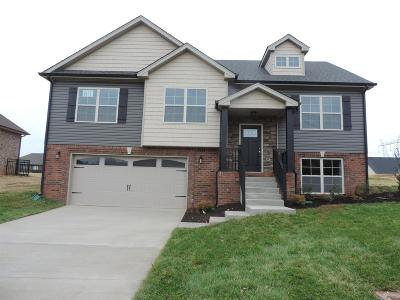 Clarksville Single Family Home For Sale: 60 Ivy Bend