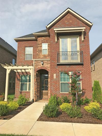 Hendersonville Single Family Home For Sale: 168 Ashcrest Pt