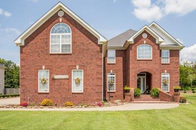 Pleasant View Single Family Home For Sale: 1131 Kacie Dr