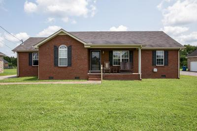Christiana Single Family Home Under Contract - Showing: 1032 Auldridge Dr