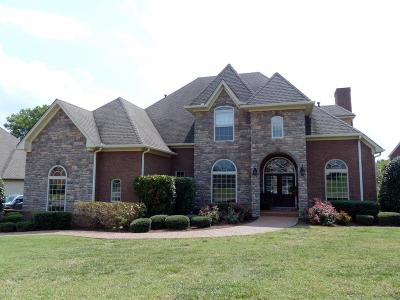 Hendersonville Single Family Home Under Contract - Showing: 1067 Dorset Dr