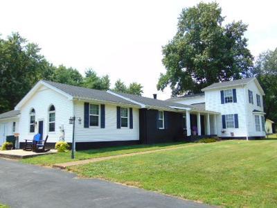 Gallatin Single Family Home For Sale: 1823 W Lori Lee Dr