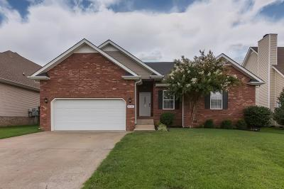 Fields Of Northmeade Single Family Home Under Contract - Showing: 3537 Southwood Dr