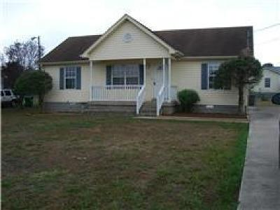 Lavergne Single Family Home Under Contract - Showing: 251 Fergus Rd