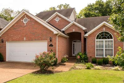 Brentwood  Single Family Home Under Contract - Showing: 6744 Autumn Oaks Dr