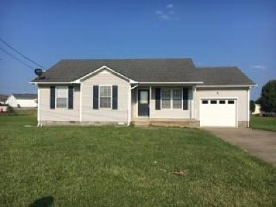 Oak Grove Single Family Home For Sale: 205 Jenna Ln